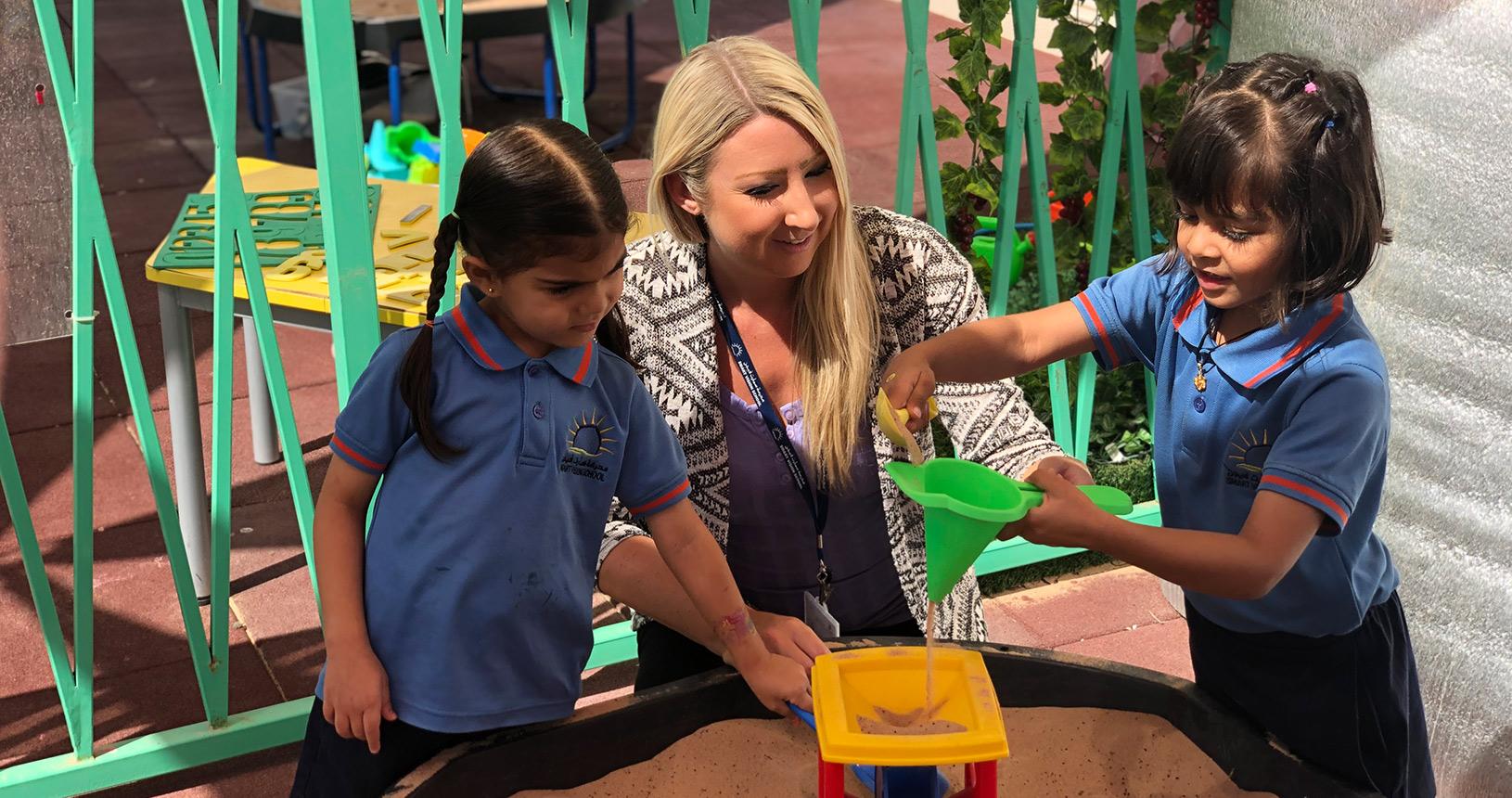 Smart Vision School - outdoor-classrooms