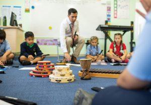 Smart Vision School - Music
