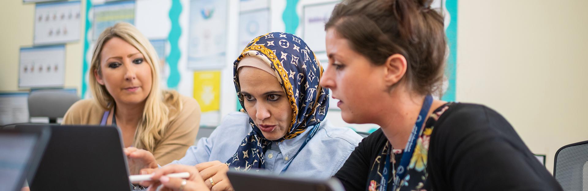 Smart Vision School - Team