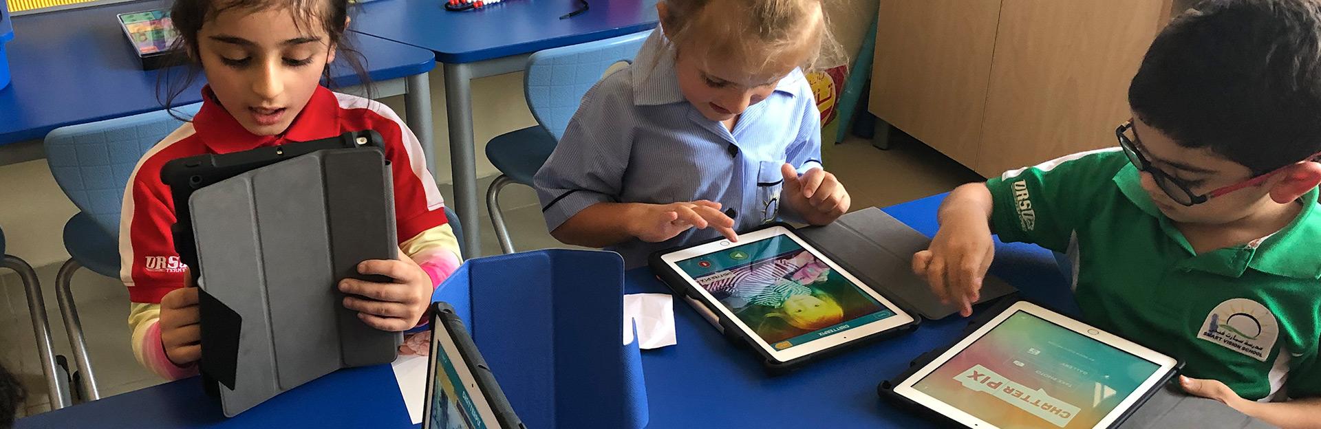 Digital @ Smart Vision School